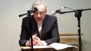 Ali Kinali föreläser om Religion, skapelse och ateism