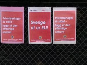 Björkhagen affischer SKP