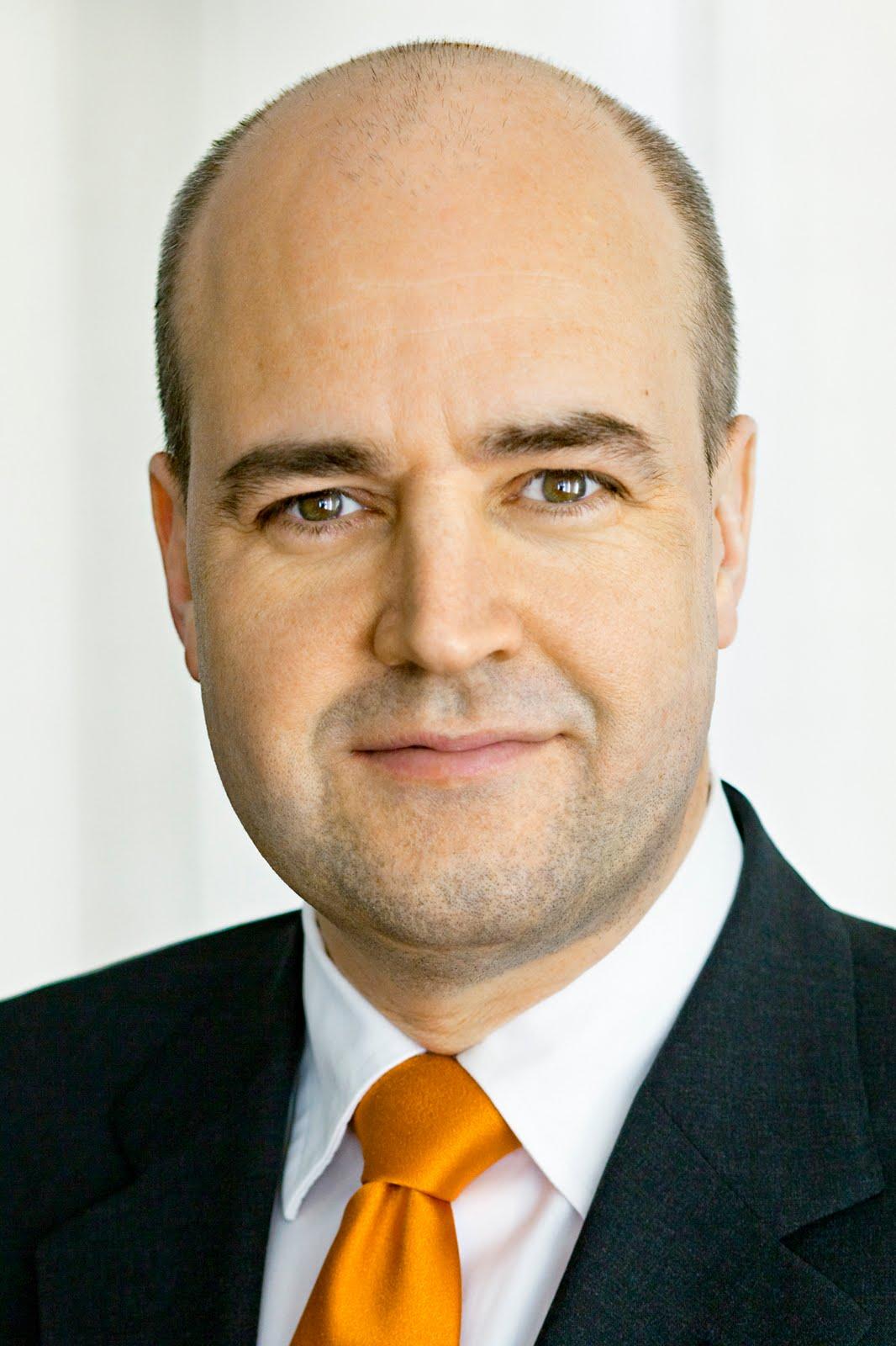 Fredrik Reinfeldt Net Worth