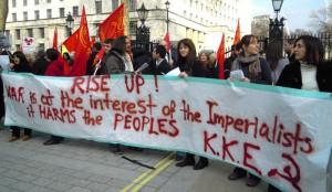KKE war