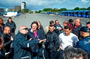 bussförare Göteborg