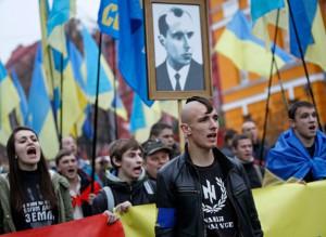 Ukraina fascister