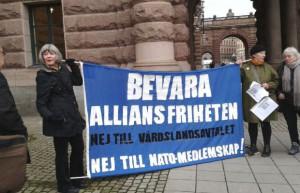 Mot NATO