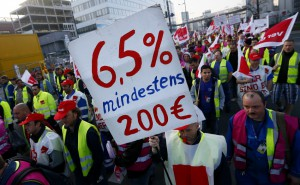 Strejk Tyskland