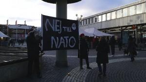 Vällingby aktionsgrupp Nej till NATO