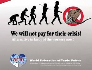 WFTU affisch